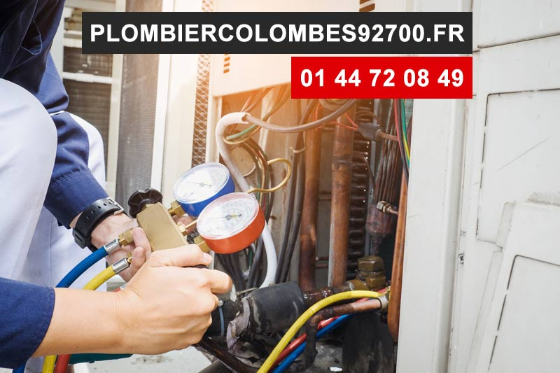 Plombier qualite colombes